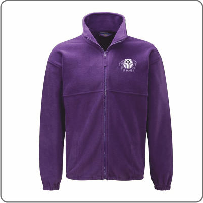 St James Primary & Nursery School Fleece