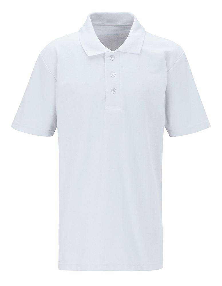 Blue Max Banner School Uniform Junior Cogs Polo 3QP